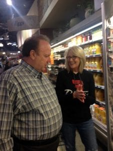 Coaching Client On Healthy Shopping